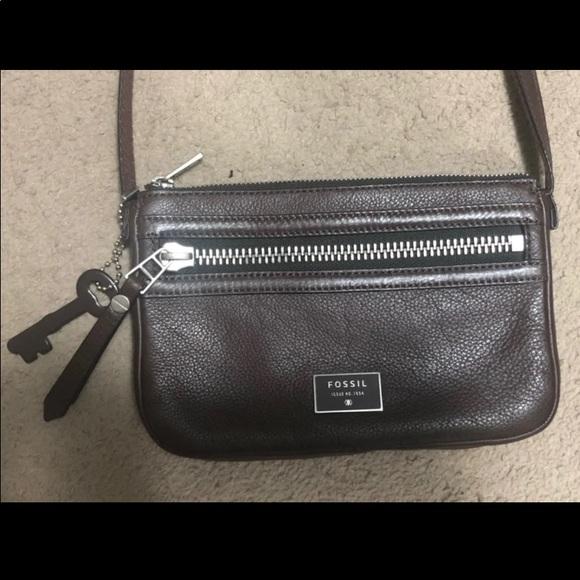 Fossil Handbags - Crossbody fossil purse